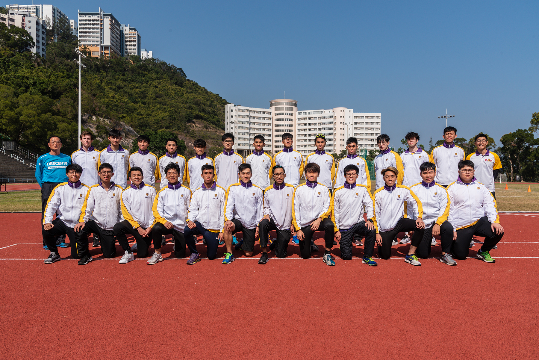 Athletics boys 2018 2019 s