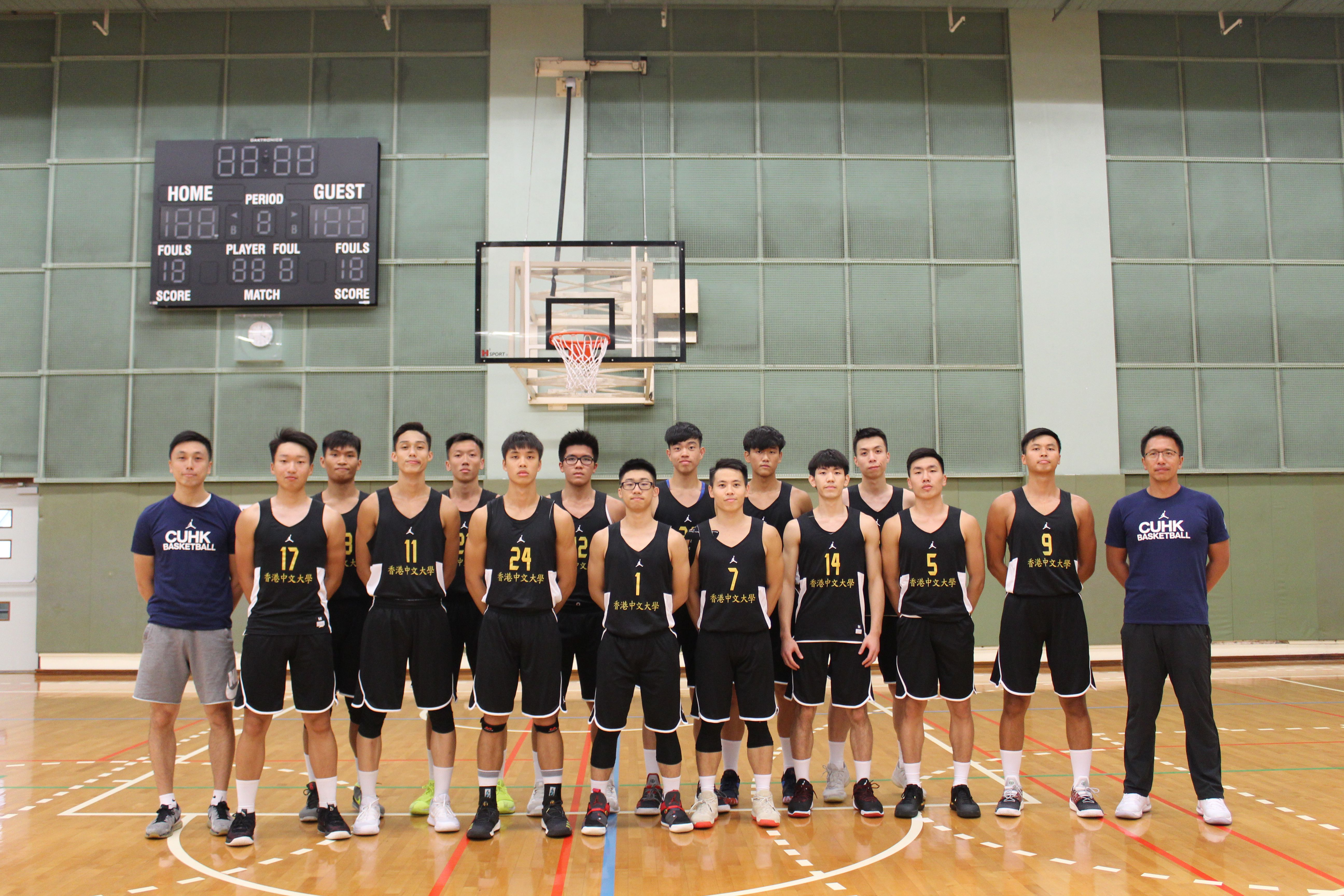 Basketball boys 2018 2019