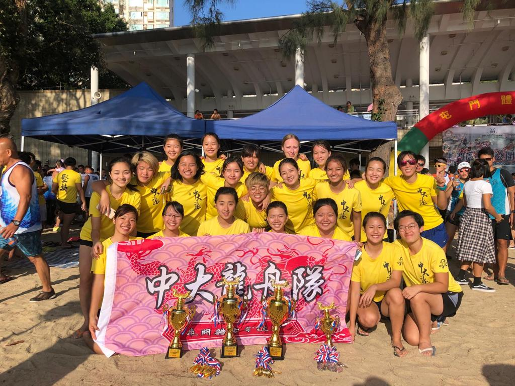DragonBoat girls 2018 2019