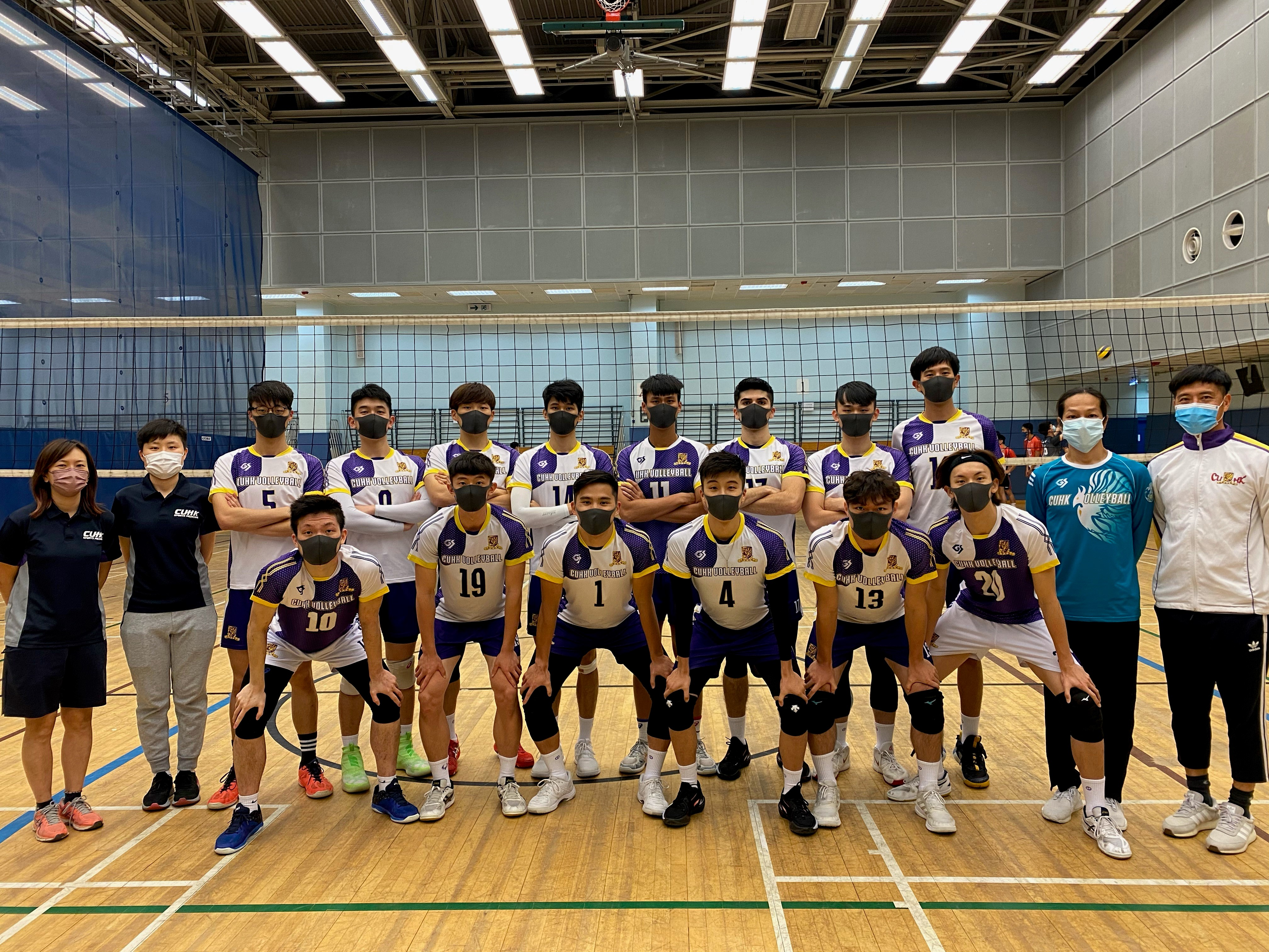 Volleyball boys 2019 2020