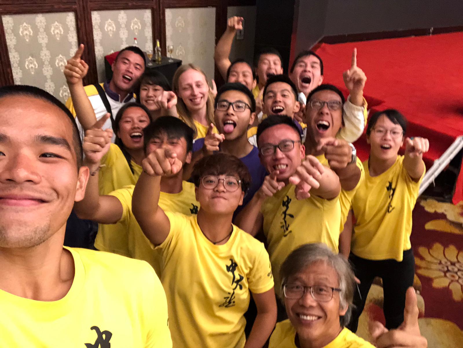 2019杭州西溪地第八届中国名校龙舟竞渡