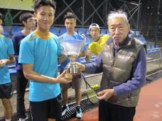2016年 中文大學師生網球賽