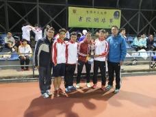 2016年 中文大學書院網球賽