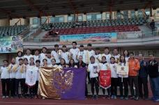 2017-2018年度香港大專體育協會週年陸運會