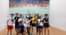 2018-2019 Summer Sports Programme: Squash 壁球