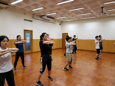 2018-2019 Summer Sports Programme: Wing Chun 詠春拳