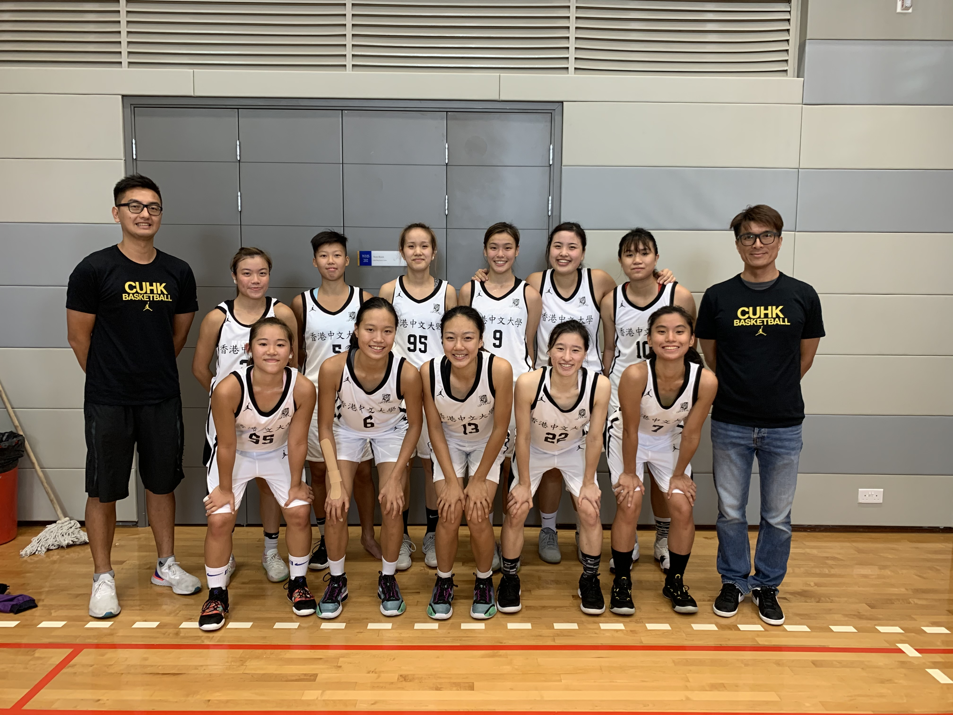 Basketball girls 2019 2020