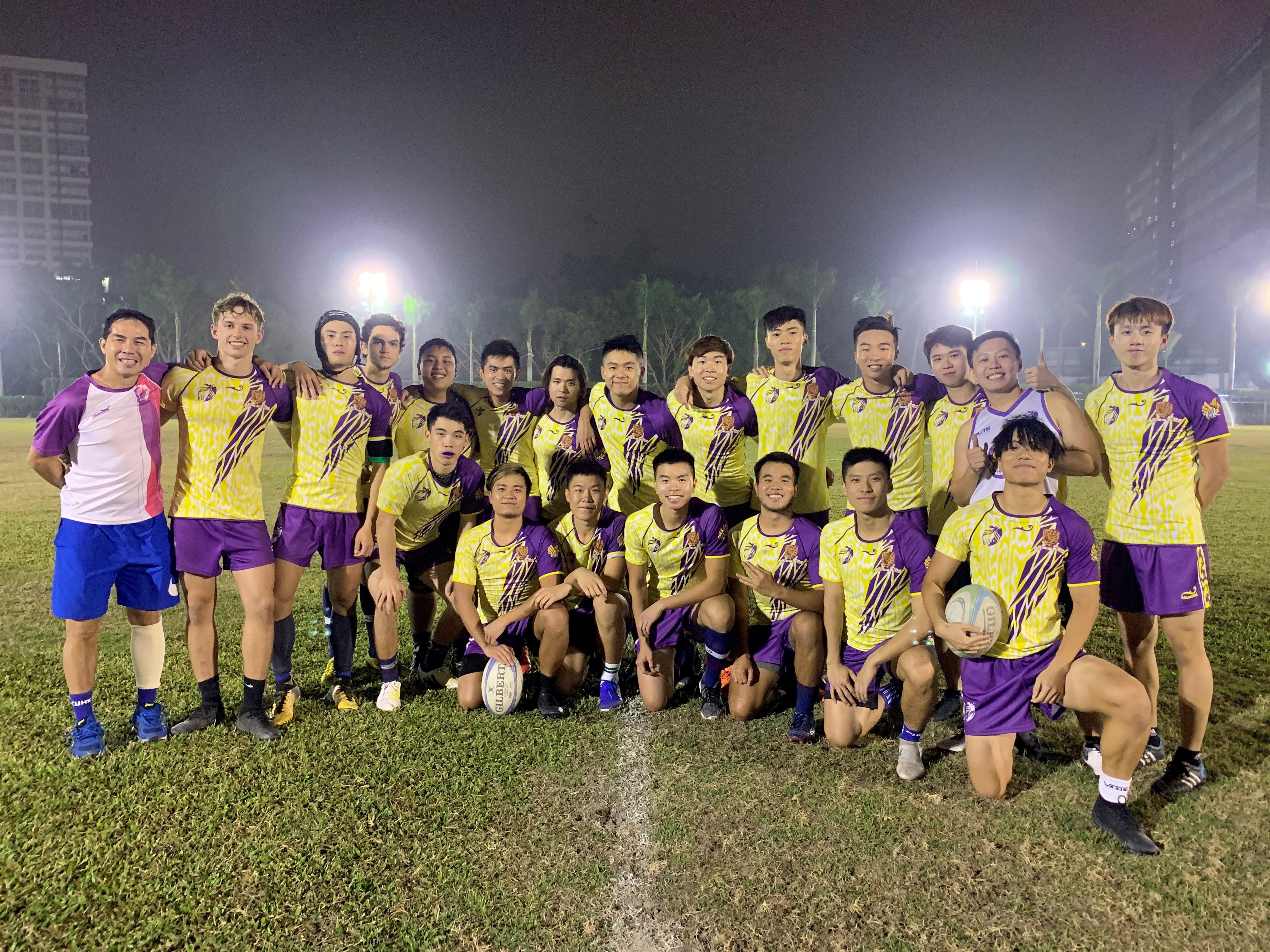 Rugby boys 2019 2020