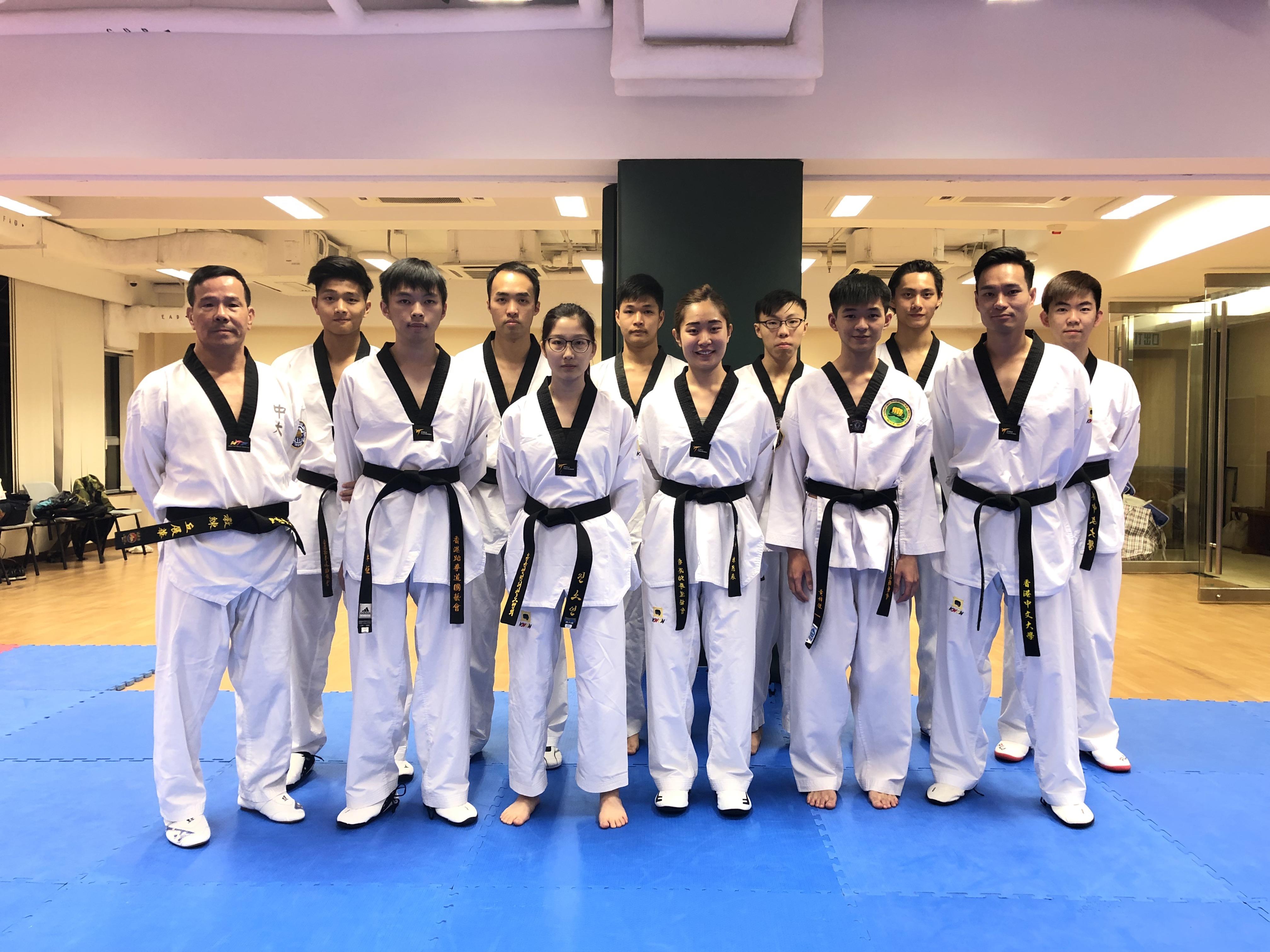 Taekwondo 2018 2019