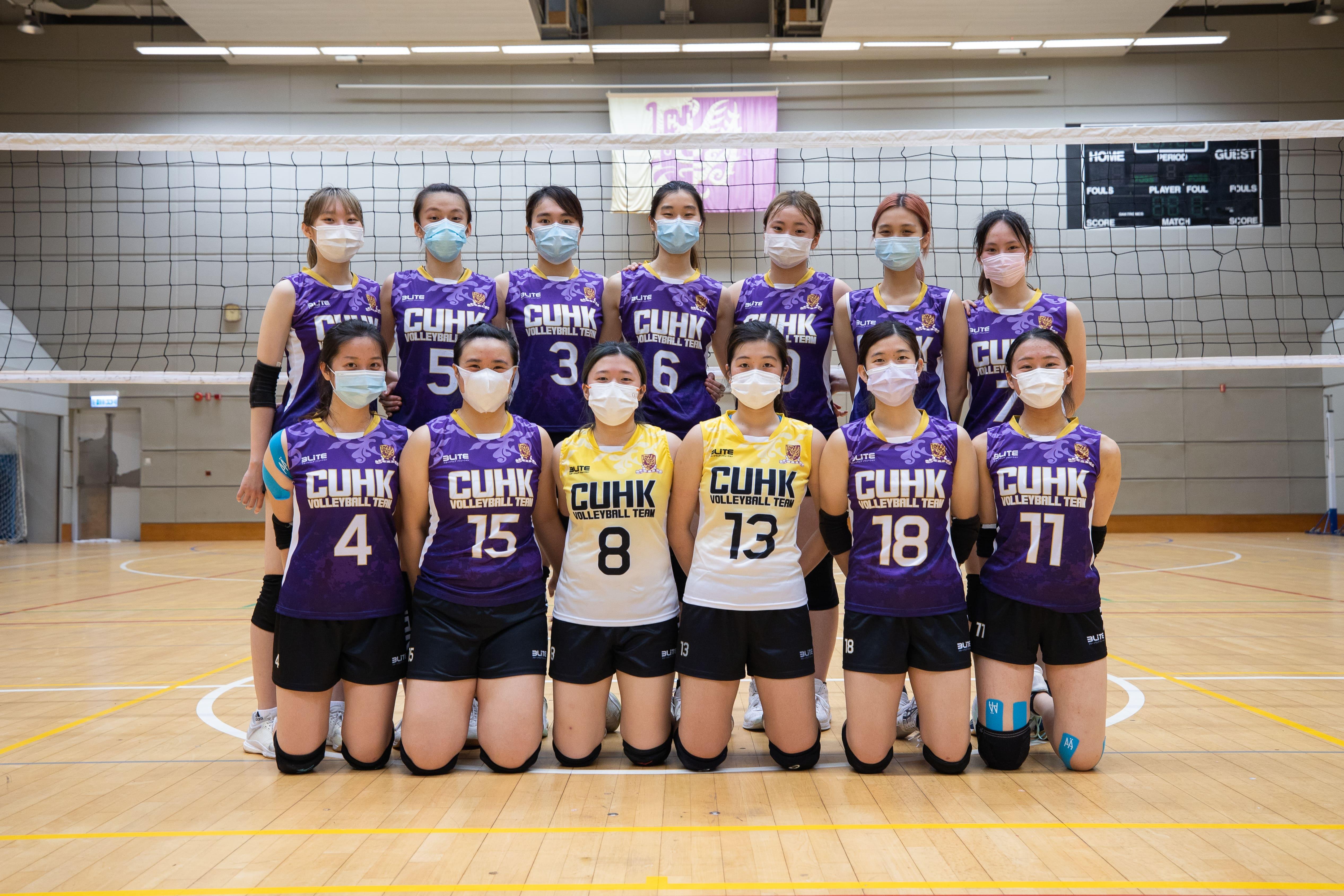 Volleyball girls 2019 2020