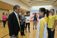 Celebration Party For CUHK Medalists in Asian Games 2018_2